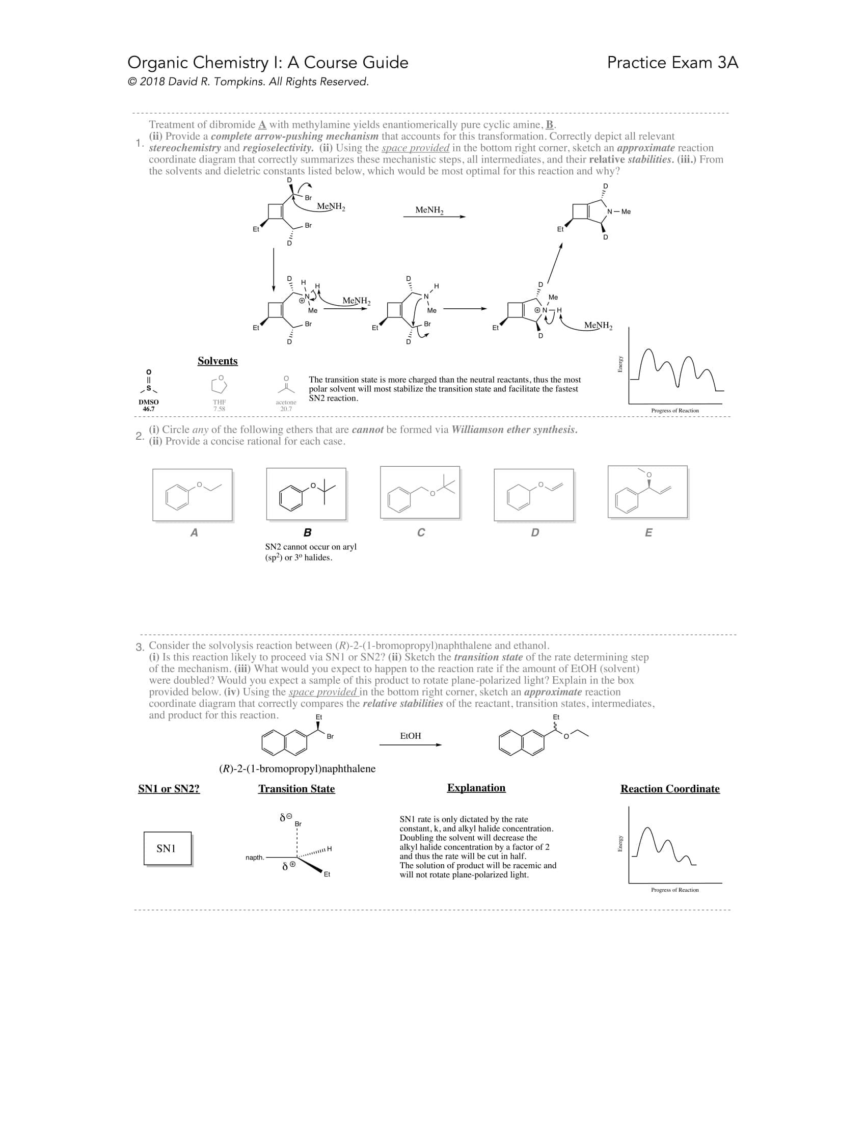 Chemguides: Premier Chemistry Tutoring Services